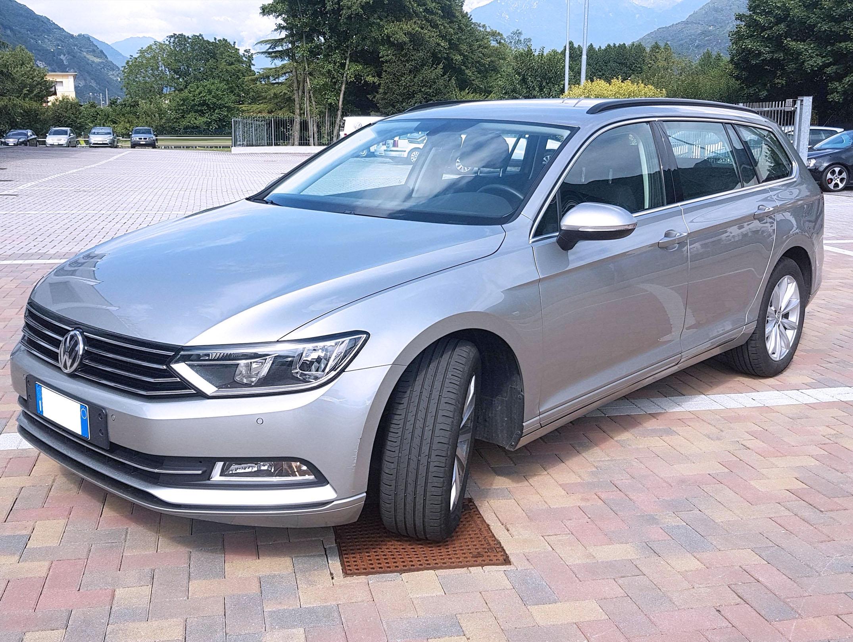 VW PASSAT sagrini